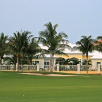 Photo Thumbnail #25: View of house from Ocean Club Golf Course,...