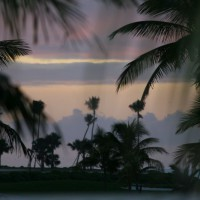 Photo Thumbnail #26: View from the backyard, looking past Ocean Club...