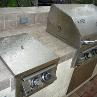 Photo Thumbnail #5: Units installed. Wrong choice, BBQ Galore is...