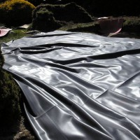 Photo Thumbnail #11: EPDM liner 16 X 20 ft. for an 8' X 13' X 3...