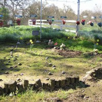 Photo Thumbnail #21: This is the pet cemetary.