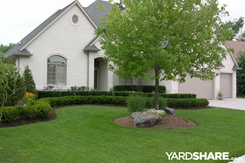 Landscaping ideas sugarbush split level yardshare com