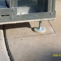 Photo Thumbnail #27: Concrete slopes alot!!