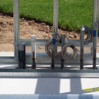 Photo Thumbnail #25: Utilities: drain, water, (2) speaker runs, (2)...