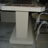 Photo Thumbnail #22: Pedestal Base with Foot Rest