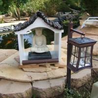 Photo Thumbnail #21: Budda watches over all.