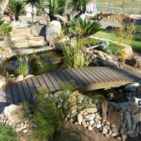 Photo Thumbnail #9: Pond before major landscaping added another...