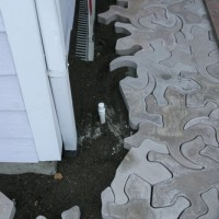 Photo Thumbnail #23: We're leaving loose edges for some planters and...