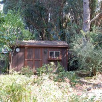 Photo Thumbnail #17: This 8x15 ft shed supplied and installed by The...