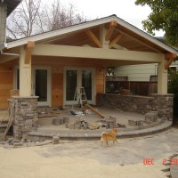 Photo Thumbnail #8: Eldorado stone veneer being installed to the...