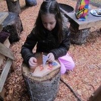 Photo Thumbnail #25: Six year old Isabella spent 5 days alone with...
