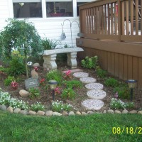 Photo Thumbnail #26: I call this Buddy's garden, in memory of our...