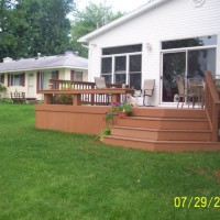 Photo Thumbnail #20: We will be adding flower beds around the deck
