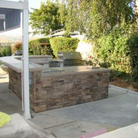 Photo Thumbnail #15: We have a 6 burner BBQ with storage underneath,...