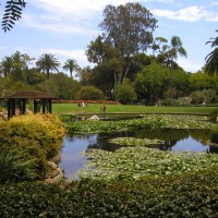 Photo Thumbnail #2: Alice Keck Memorial Garden