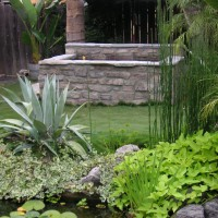 Photo Thumbnail #10: My new teeny home-built swimming pool from...
