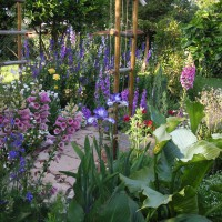 Photo Thumbnail #17: Flower Garden