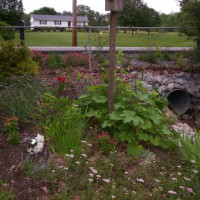 Photo Thumbnail #18: This is one of the road culverts that come into...