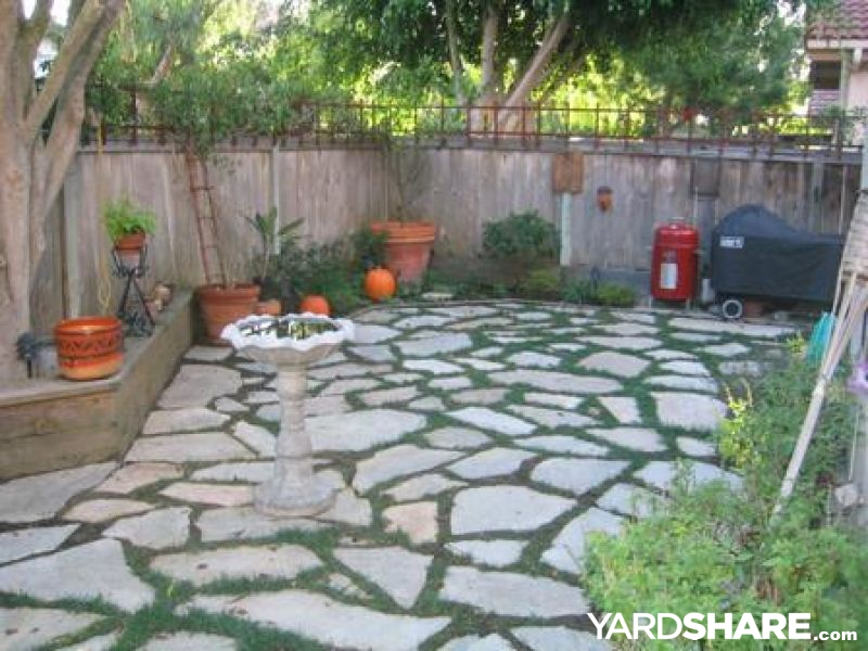 landscaping ideas southern cal townhouse yard