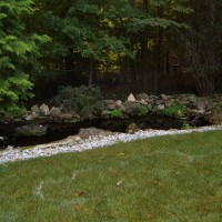 Photo Thumbnail #1: Main pond area before