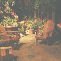 Photo Thumbnail #20: The sitting area between the house and the...