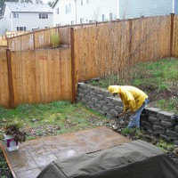 Photo Thumbnail #2: This is how the builders of the home left the...