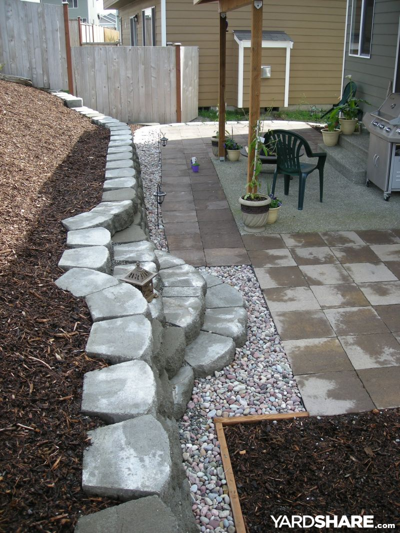 Landscaping Ideas > Small Space - Low Maintenance ...