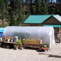 Photo Thumbnail #4: hoop house