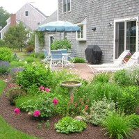 Photo Thumbnail #14: This is my patio garden about three years ago...