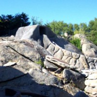 Photo Thumbnail #4: Top of waterslide-May 2007