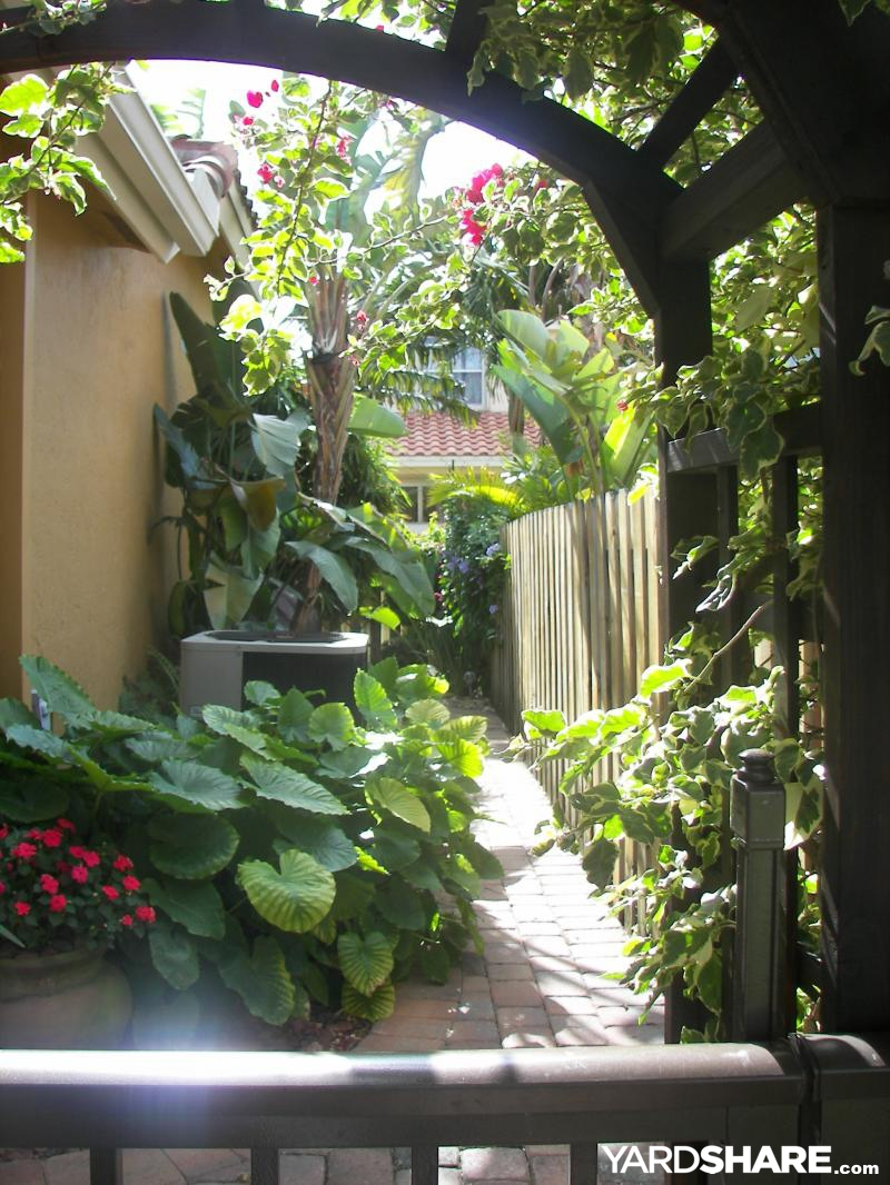 landscaping ideas u003e florida tropical bali moroccan oasis