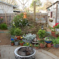 Photo Thumbnail #2: This is our view from the back door.  Our...