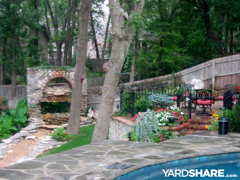 Landscaping Ideas Backyard Paradise YardSharecom - Backyard paradise ideas