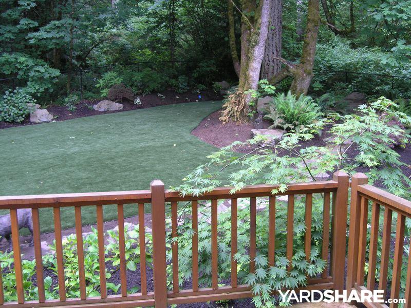 Landscaping Woodland Wa : Landscaping ideas gt woodland wonderland yardshare