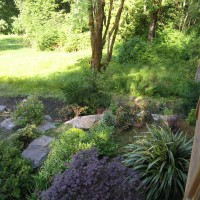 Photo Thumbnail #11: Front/Side view of front of property from upper...