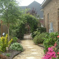 Photo Thumbnail #2: Garden path
