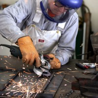 Photo Thumbnail #7: Rick fixes my crappy welds