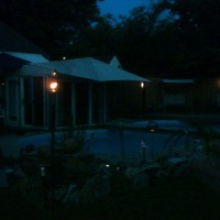 Photo Thumbnail #4: Evening at the pool ..peace!