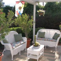 Photo Thumbnail #1: New Garden Patio furniture completes the new...