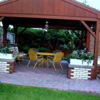 Photo Thumbnail #2: Second Level Patio