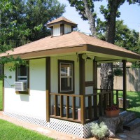 Photo Thumbnail #7: Playhouse built in 1986 and recently remodeled...