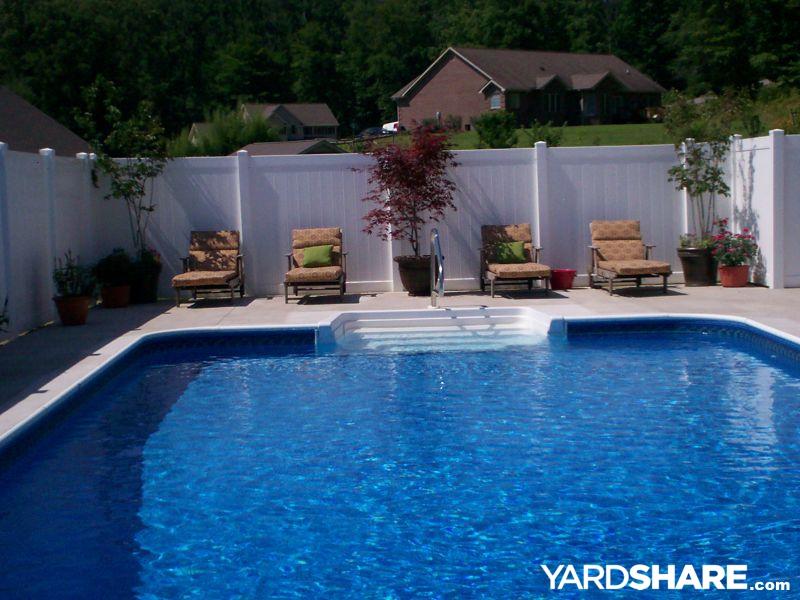 Landscaping Ideas Gt Pool Amp Deck Area Yardshare Com