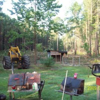 Photo Thumbnail #1: 3 acres just now cut , We're going to beautify...