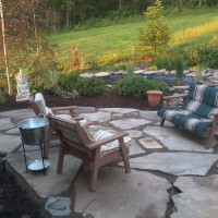 Photo Thumbnail #15: After shot of DIY patio project.