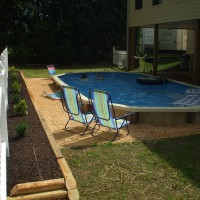 Photo Thumbnail #2: The pool is not complete,but really close to it...