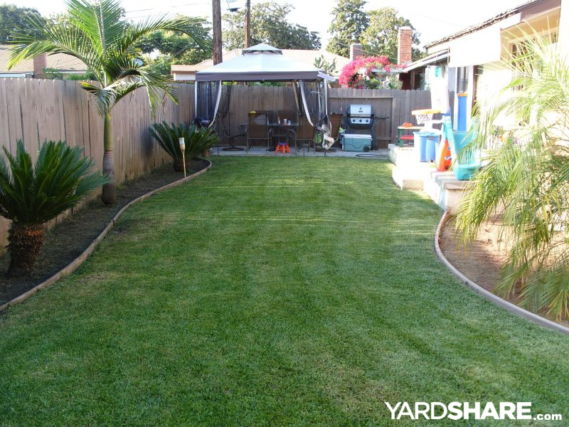 Landscaping Ideas Small Backyard Paradise In CA YardSharecom - Backyard paradise ideas