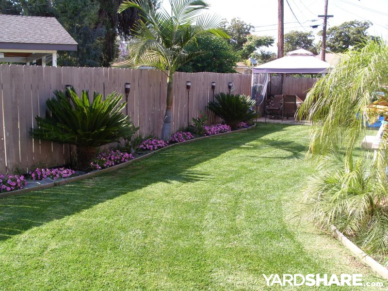 Landscaping ideas small backyard paradise in ca for Small backyard design ideas
