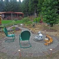 Photo Thumbnail #24: Little by little the Fairy Garden is taking shape.