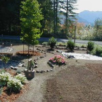 Photo Thumbnail #13: I\'m winding down with my landscaping...