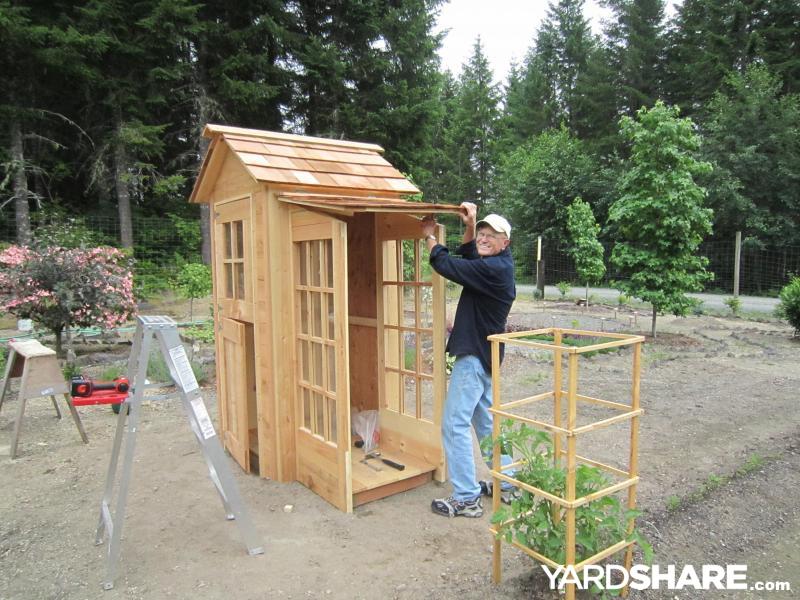 Landscaping Ideas Jamma S Fairy Garden Part I Yardshare Com